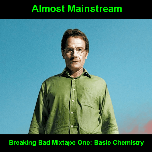 Breaking Bad Mixtape One black