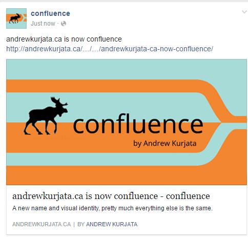 facebook confluence