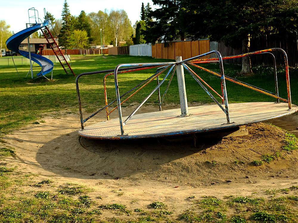 Malaspina Park (courtesy City of Prince George)