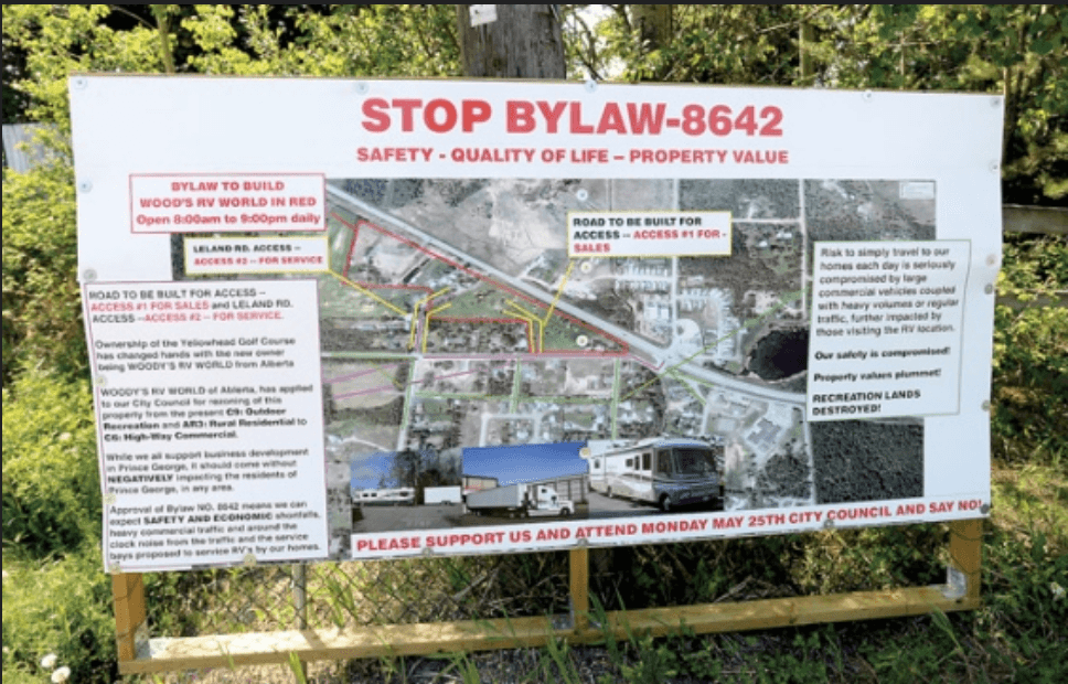 stop bylaw
